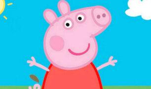 """Twitter: """"Peppa Pig de frente"""" causa una locura en las redes sociales [FOTOS]"""