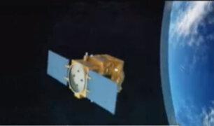 Perú Sat-1: muestran importantes resultados del satélite peruano