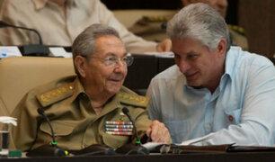 Cuba: Miguel Díaz-Canel es el nuevo sucesor de Raúl Castro
