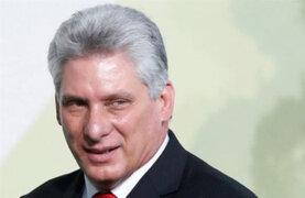 Designan a Miguel Díaz-Canel como nuevo presidente de Cuba