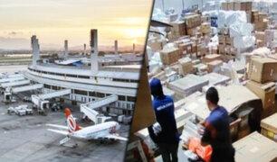 Brasil: ladrones roban un millón de dólares en celulares
