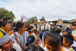 """Presidente Vizcarra pide a la población elegir a """"los mejores"""" como autoridades"""