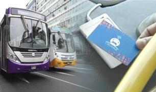 Buses con tarjetas: conozca como será la nueva modalidad de cobro de pasajes