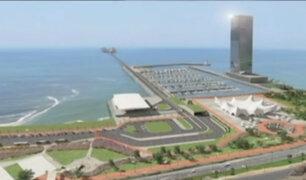 Aseguran que puerto para cruceros en Miraflores dinamizará nuestra economía