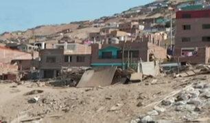 Huacas de Lima lucen abandonadas, invadidas y repletas de basura