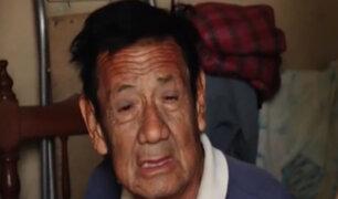 Conoce la historia de 'Luchito', un padre abandonado por su 12 hijos
