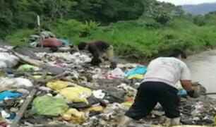Tingo María: Defensoría del Pueblo exige cierre de botadero que afecta al río Huallaga