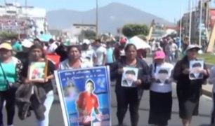 Chimbote: piden continuar búsqueda de pescadores desaparecidos