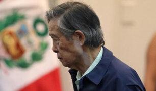 Corte IDH da plazo hasta el 29 de octubre para resolver indulto de Alberto Fujimori