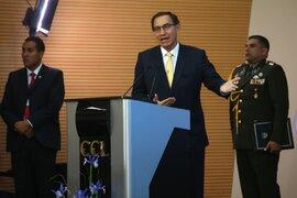 Presidente Vizcarra encabezó ceremonia por el XXI  aniversario de Operación Chavín de Huántar