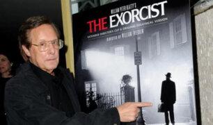 """El director de """"El Exorcista"""" mostrará en documental una posesión diabólica real"""