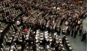 México: diputados aprueban eliminar la inmunidad presidencial