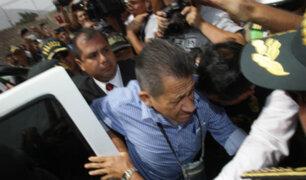 Así fue el traslado de Osmán Morote y Margot Liendo a su arresto domiciliario
