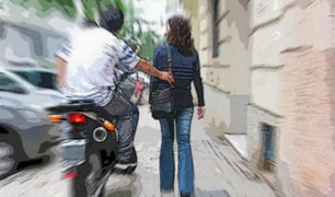 Evite salir herido si es víctima de un robo con la modalidad del 'arrastre'