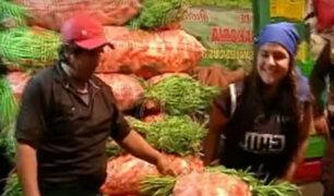 Reportera de ASD se convierte en reina del Mercado Mayorista