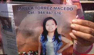 Padres denuncian desaparición de su hija cuando iba rumbo al colegio