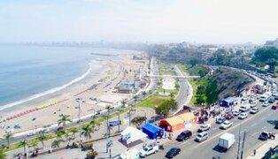 Vías de acceso a la Costa Verde estarán cerradas por competencia de triatlón