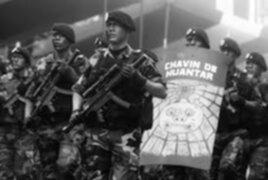 Congreso devela bustos de militares caídos en operativo Chavín de Huántar