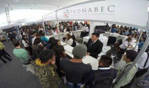 Feria educativa ofrece becas de 60 instituciones del Perú y del extranjero
