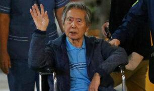 Fiscalía de la Nación podría investigar indulto a Alberto Fujimori