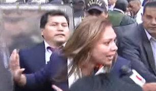 Poder Judicial se pronuncia sobre desalojo de abogados en Palacio de Justicia