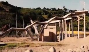 Costa Verde: obras en puentes peatonales están inconclusas y abandonadas