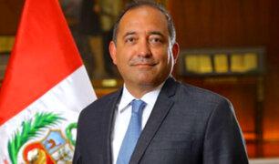 Daniel Córdova renuncia al Ministerio de la Producción