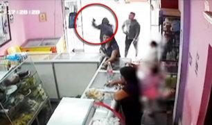 Huacho: delincuentes armados asaltan bodega y se llevan más de 2 mil soles