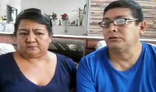 Caso Alessandra Chocano: padres de voleibolista piden garantías para su vida
