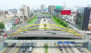 ¿Qué tan útiles serán los puentes que se construyen sobre la vía Expresa?