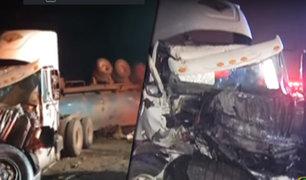 Ocho heridos deja triple choque en Punta Hermosa