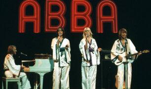 Suecia: ABBA vuelve al estudio de grabación