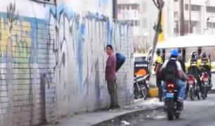 Micción Imposible: Top 7 de los meones callejeros