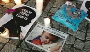 Reino Unido: fallece bebé Alfie Evans