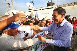 Encuesta GFK: presidente Martín Vizcarra logra 52% de aprobación