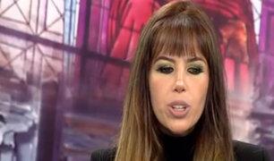 """Valeria Valer: """"Liberación de terroristas nos debe preocupar más que indignar"""""""