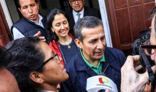 Caso Humala-Heredia: Incautación de su vivienda los obliga a mudarse a casa de Isaac Humala