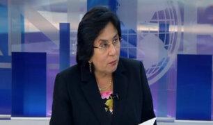 Magistrada Marianella Ledesma defiende su voto contra liberación de los Humala - Heredia