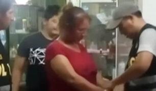 Puerto Maldonado: detienen a estilista que vendía droga en peluquería