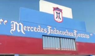 Huacho: escolares son sorprendidos con marihuana dentro de colegio