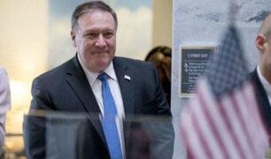 EE.UU. amenaza con romper acuerdo nuclear con Irán y su presidente responde