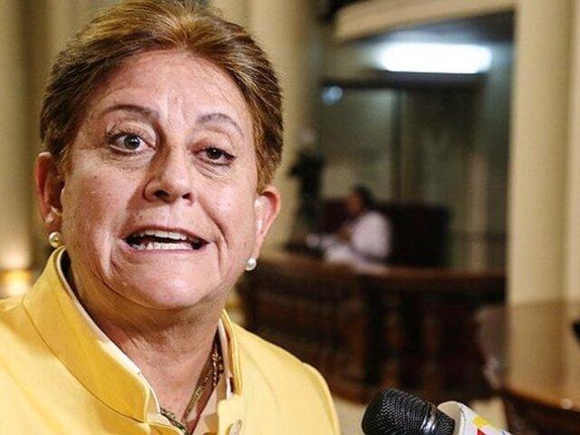 Lourdes Alcorta pidió disculpas por diálogos del chat 'La Botica'