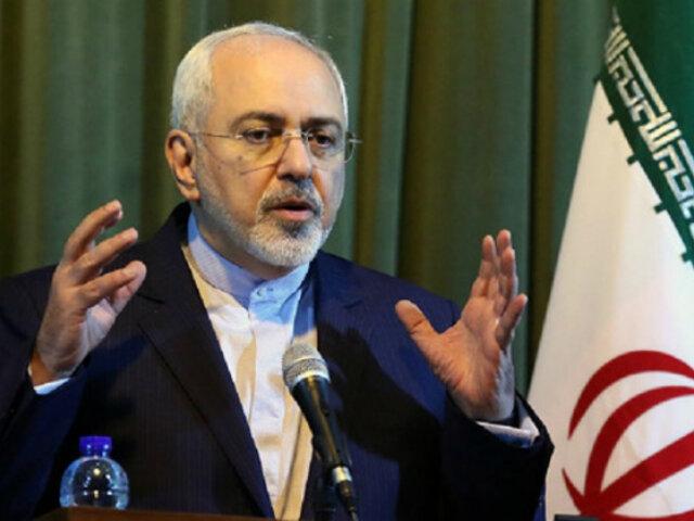"""Irán califica el ataque a Siria como una """"violación flagrante de la ley internacional"""""""