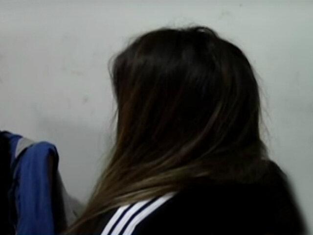 Menor de 14 años fue secuestrada y abusada durante una semana por 2 sujetos