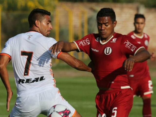 Universitario perdió 4 – 2 frente a Ayacucho FC por el Torneo de Verano