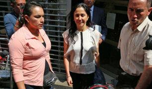 """Nadine Heredia habría pedido US$230 mil a OAS: """"aunque no sea funcionaria pública, es una coima"""""""
