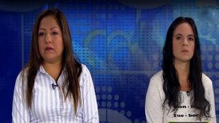 Madres piden justicia para sus hijos fallecidos en accidentes de tránsito