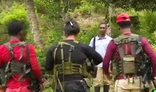 """Ecuador: """"Guacho"""" pide corredor humanitario para entregar cuerpos de periodistas"""
