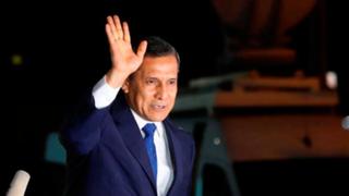 Expresidente Ollanta Humala saludó a los peruanos  por el Día del Trabajo