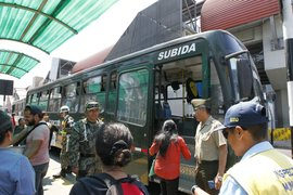 Metro de Lima suspendió temporalmente su servicio en seis estaciones